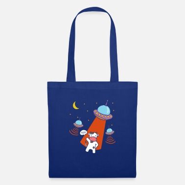 Abduction Alien abduction - Tote Bag