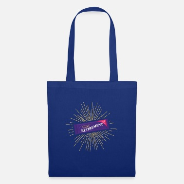 Retirement is Sweet Purple Chocolate bar poison - Tote Bag