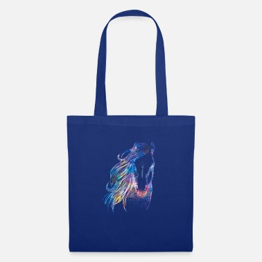 Mare Horse Water Color - Tote Bag