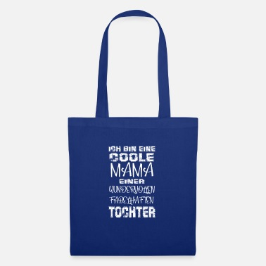 Cool Mom Daughter Gift Idea Mother's Day - Tote Bag