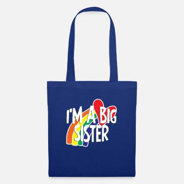 Big Big sister family Big Sister - Tote Bag