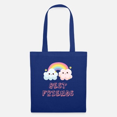 Best Best Friends Best Friends Best Friends Cloud - Tote Bag
