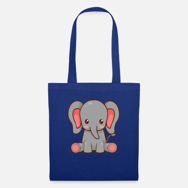Baby Baby elephant - Tote Bag