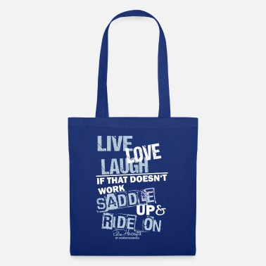 Live Love Laughs - Tote Bag
