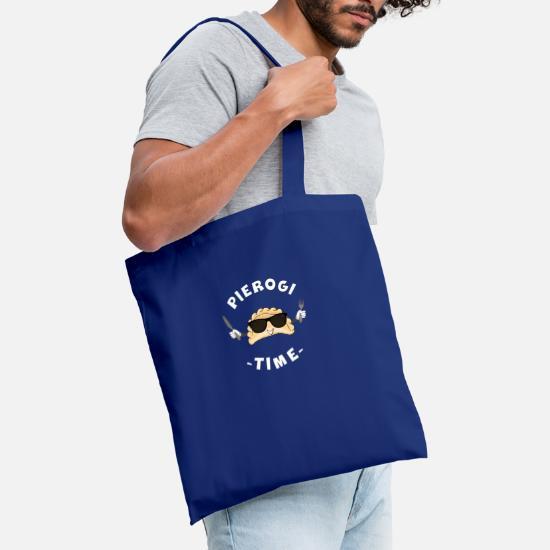 na zakupy, torebki pierogi torba na polskie jedzenie