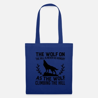 Vampire The wolf on the hill - Tote Bag