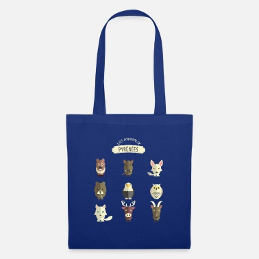 Pyrenees pyrenees animals - Tote Bag