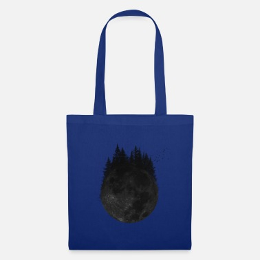 Forest moon - Tote Bag