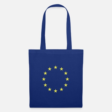 Europe Stars of the European flag suitable for the Brexit - Tote Bag
