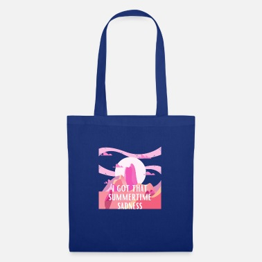 Lana Del Ray I got that summertime sadness - Tote Bag
