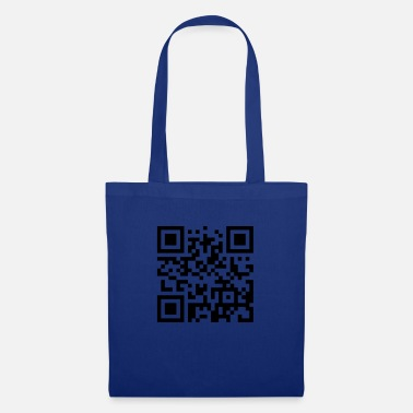 Scan Please do not scan my T-shirt (QR Code) - Tote Bag