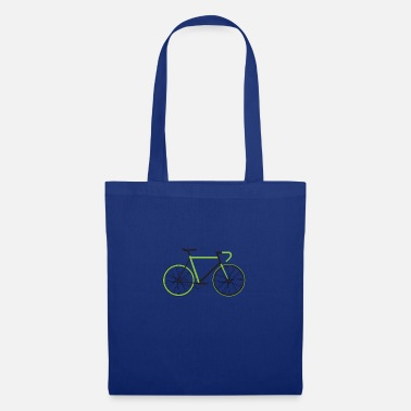 Bike Bicycle Road Bike Mountain Bike Ladies Gift Idea - Tote Bag
