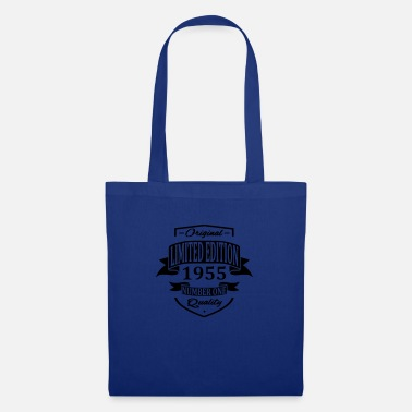 50 Birthday Limited Edition 1955 - Tote Bag