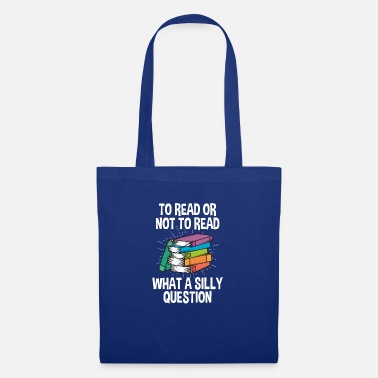 Bookworm bookworm reading gift hobby - Tote Bag