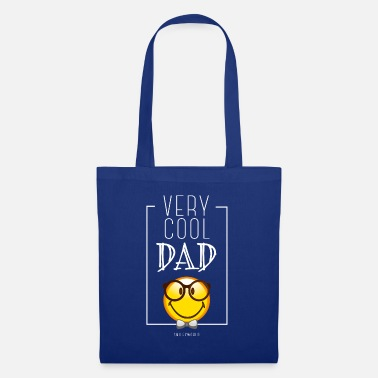 SmileyWorld Very Cool Dad - Tote Bag
