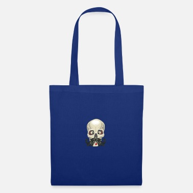Break Dance Grapiece - Elian the Skullhead - Tote Bag