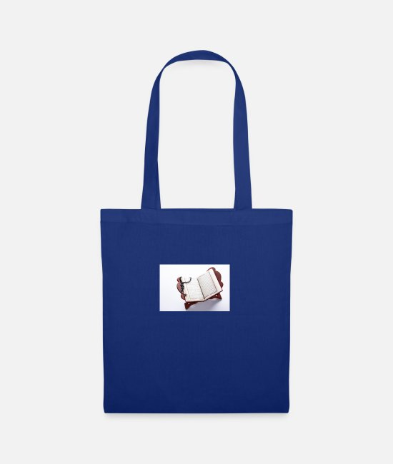 Lilac Bags & Backpacks - open quran support to see 23 2148230961 - Tote Bag royal blue