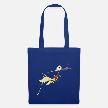 Smoking Mosquito - Tote Bag