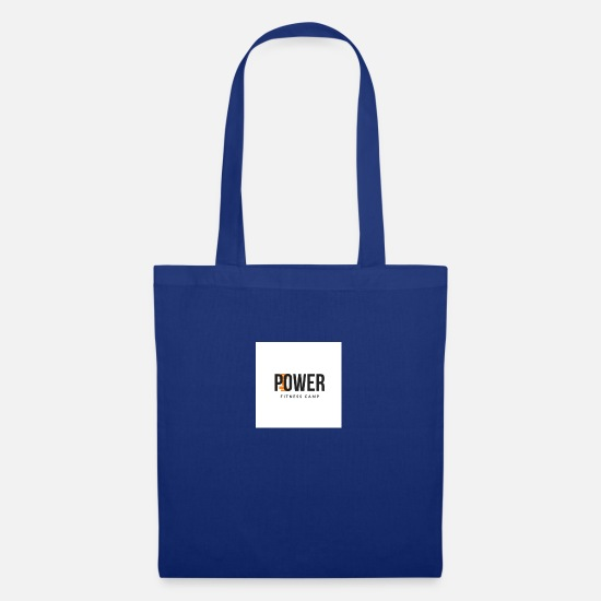 Power Ballads Bags & Backpacks - power - Tote Bag royal blue