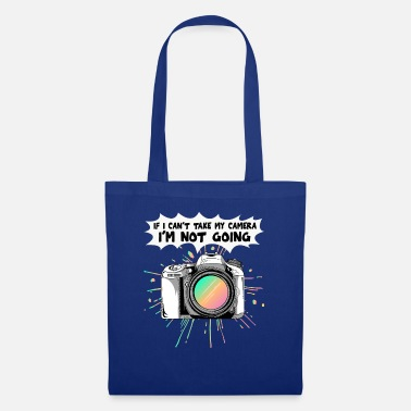 Modern digital camera - photography - Tote Bag