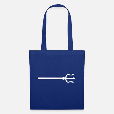 Shiva With Trident trident - Tote Bag