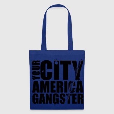 your city america gangster - Stoffbeutel