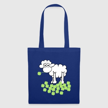 st. Patrick's sheep - Tote Bag