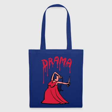 Queen of Drama - Tote Bag