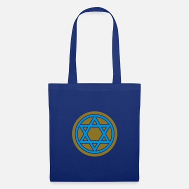 Kabbale Magen David - Tote Bag