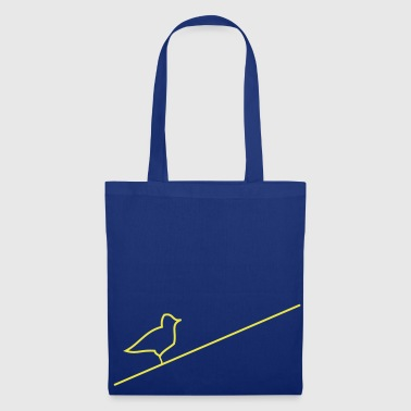 stilisierter_vogel - Tote Bag