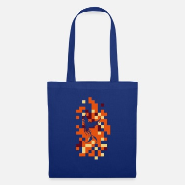 Carreaux Carreaux Phoenix - Tote Bag