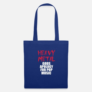 Heavy Heavy métal - Tote Bag