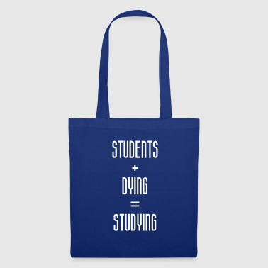 STUDYING - Tote Bag
