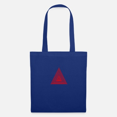 Triangle triangles - Tote Bag