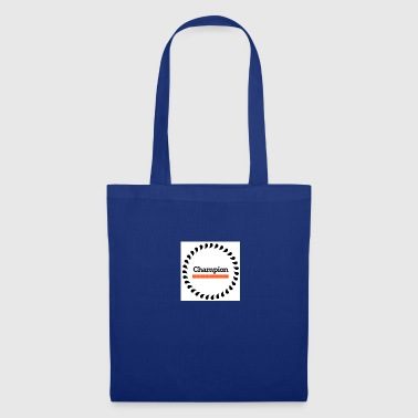 Champion champion - Tote Bag