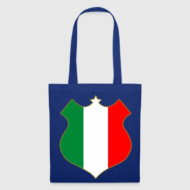 italia shield - Stoffbeutel