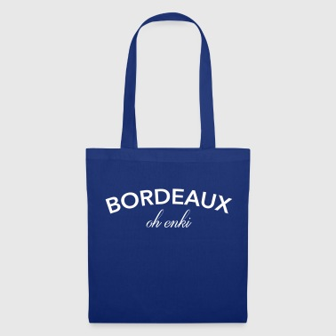 BORDEAUX oh enki.ai - Tote Bag