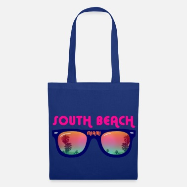 South Beach South Beach Miami - Torba z tkaniny