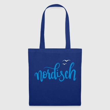 Nordique nordique - Tote Bag