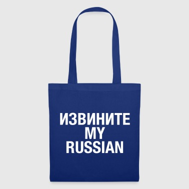 RUSSIAN - Tote Bag