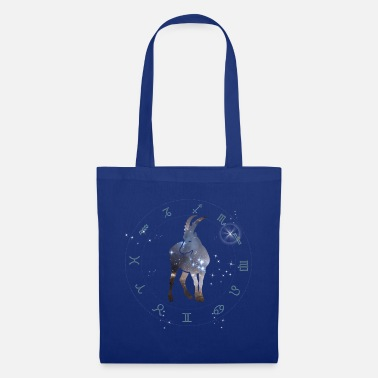 Astrology capricorn universe constellation astrology star-shaped - Tote Bag