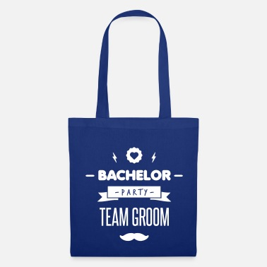 Couples &amp Team GROOM - Tote Bag