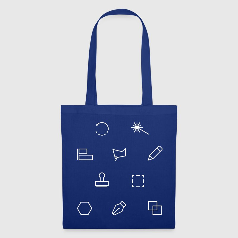 Tools of a graphic designer - Tote Bag