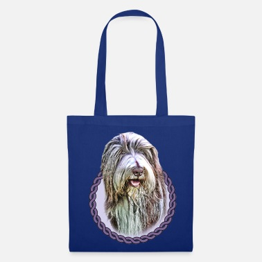 Bearded Collie Bearded Collie 001 - Tote Bag