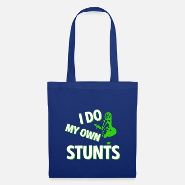 Stunt BMX Stunts Bike Stunt Bike tour Halfpipe - Tote Bag