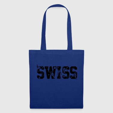 Swiss Twirling - Tote Bag