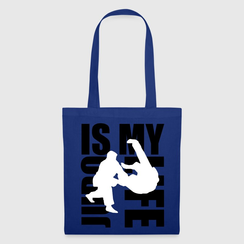 judo is my life - Tote Bag