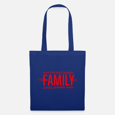 Family Love Family - Family Love - Tote Bag