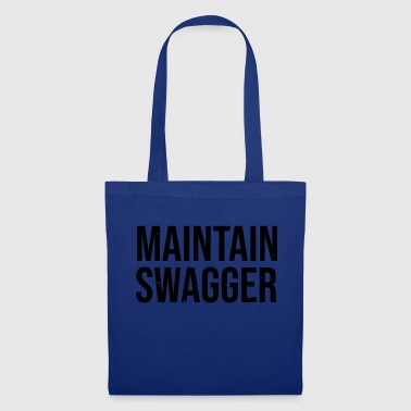 Maintain Swagger - Stoffbeutel