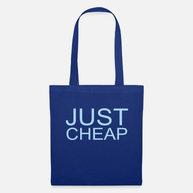 Cheap Simply Cheap - Just Cheap - Tote Bag